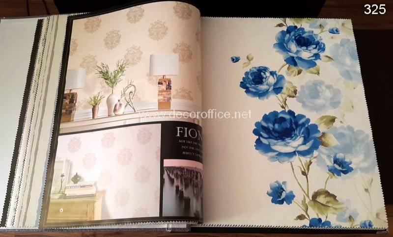کاغذ دیواری گل